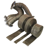 PTP Turbo Blankets Lava Exhaust Heat Wrap (2″ x 100′) – FPRO35-LW2-04