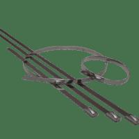 PTP Turbo Blankets 8″ Stainless Steel Locking Ties (32 pack) – FPRO35-T8-04