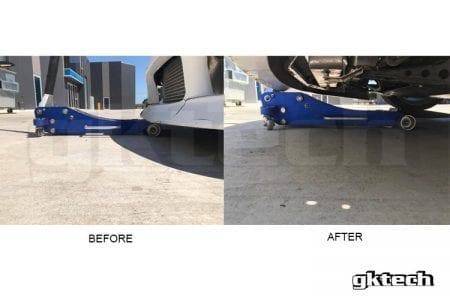 GKTech Super Low Car Ramps (pair)