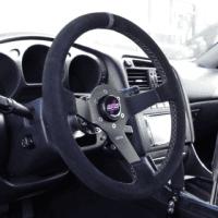 DND Performance 350MM Suede Sport Wheel