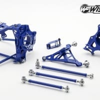 Wisefab Nissan 350Z Rear Suspension Kit | WF351