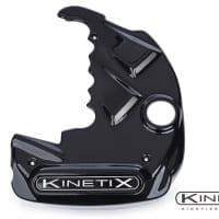 Kinetix Gloss Black Polycarbonate Engine Cover – Velocity Manifold – 350Z