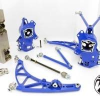 Wisefab Mazda RX-8 Front Lock Kit LHD | WFR80 LHD