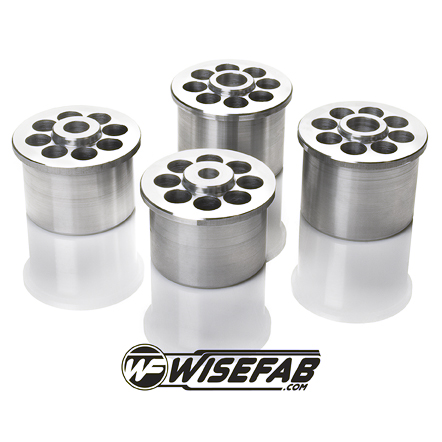 Wisefab BMW E46 Rear Subframe Bushing Kit | WF246