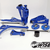 Wisefab BMW E9x Front Lock Kit | WF900