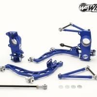Wisefab Toyota SUPRA JZA80 Lock Kit   WF080