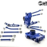 Wisefab Toyota Supra JZA80 Rear Suspension Kit | WF180