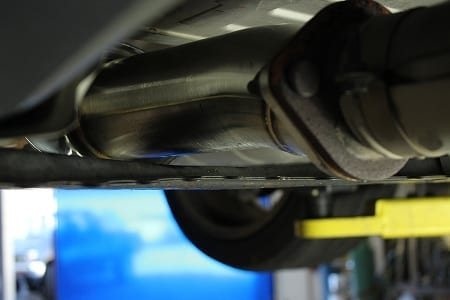ISR Performance Single GT Exhaust – Nissan 370Z