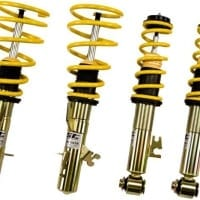 ST Suspension ST X Coilovers - 15+ Audi S3 (8V) Quattro 2.0T (4cyl.)