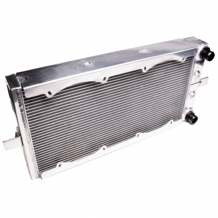 Chase Bays Tucked Aluminum Radiator – Nissan 240sx S13 / S14 / S15 and R32