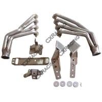 CX Racing Engine Transmission Mount Torsion Bar Bracer Header For Mazda RX-8 LS1