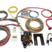 Painless 28 Circuit Classic-Plus Customizable Chassis Harness – Key In Dash 10202