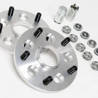 Project Kics 11mm P.C.D. Conversion Spacers – 5×100 to 5×114.3 (12×1.25mm)