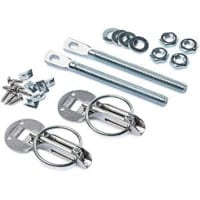 Sparco Hood Pin – Silver