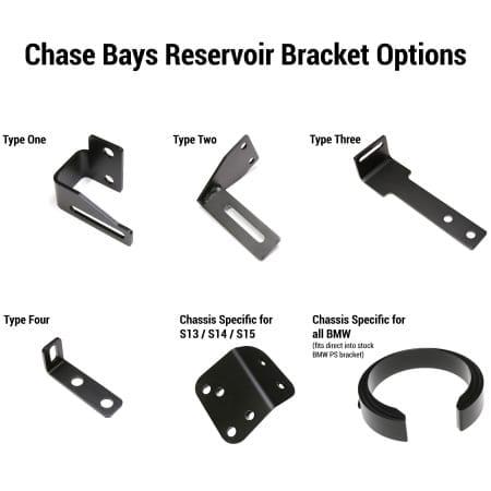 Chase Bays Compact Windshield Washer Reservoir / Intercooler Sprayer