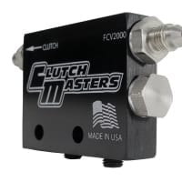 Clutch Masters Hydraulic Flow Control Valve
