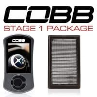 COBB Subaru 06-07 WRX, 04-07 STi, 04-06 FXT Stage 1 Power Package w/V3