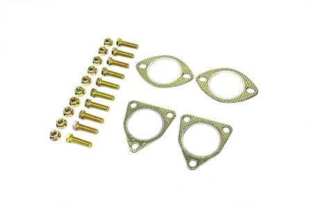 ISR Performance Stainless Steel Resonated Testpipe – Nissan 350z Z33 / Infiniti G35