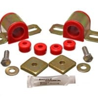 Energy Suspension 16mm Rear Sway Bar Frame Bushings | 95-98 Nissan 240SX (S14)