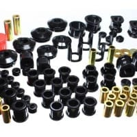 Energy Suspension Hyper-Flex Master Bushing Set (BLACK) | 89-94 Nissan 240SX (S13) | 7.18106G