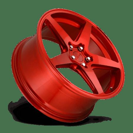Rotiform WGR- Gloss red