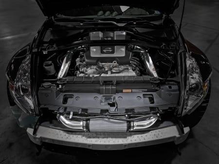 aFe Takeda Attack Stage-2 Pro Cold Air Intake System w/DRY S Filter for 09-17 Nissan 370Z V6 3.7L
