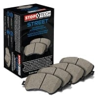 StopTech Street Touring Front Brake Pads for Nissan 240SX (w/ABS)