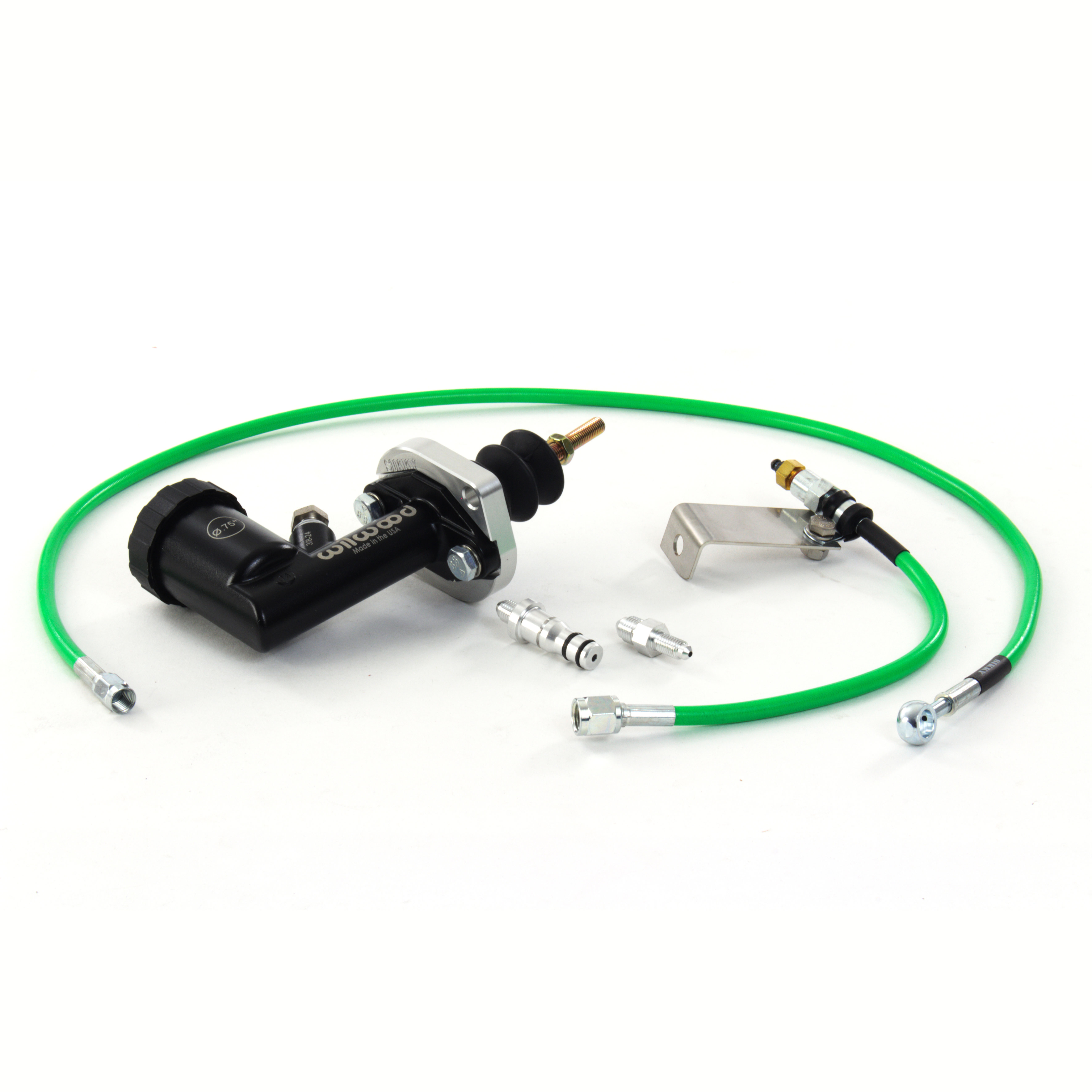 Sikky 240sx LSx TR6060 Master Cylinder Conversion Kit
