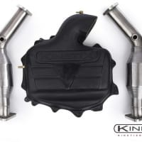 Kinetix Plenum / High Flow Cat COMBO 350Z/G35 03-05