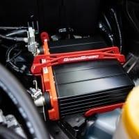 Grimspeed Lightweight Battery Mount Kit RED – Subaru 08-18 WRX/STI
