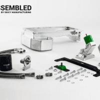 Sikky Hyundai Genesis LSX Swap Kit- Stage 1