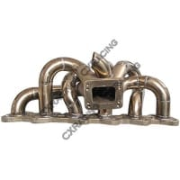 CX Racing Thick Turbo Exhaust Manifold For Nissan RB20 RB25 RB25DET – NEW DESIGN