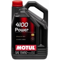 Motul 4100 POWER 15W50 | 5L