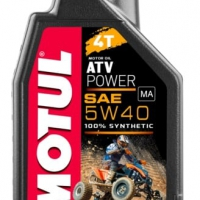 Motul ATV Power 4T 5W40 | 1L