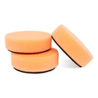 Griots Garage 3in Orange Polishing Pads (Set of 3)
