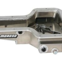 Moroso Road Race Baffled Oil Pan – LOTUS, TOYOTA, 1ZZ, 2ZZ