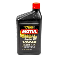 Motul Break-in Mineral Oil 10W40