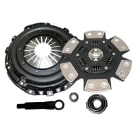 "Comp Clutch ""White Bunny"" 6 Puck Disc Upgrade Kit – 91-98 Nissan 240sx KA24DE"