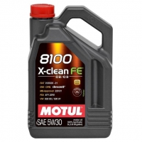 Motul 8100 X-CLEAN EFE 5W30 5L