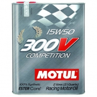Motul 300V Competition 15W50 | 2L