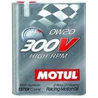 Motul 300V High RPM 0W20 | 2L