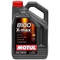 Motul 8100 X-MAX 0W40 | 5L