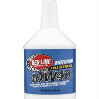 Red Line 10W40 Motor Oil Quart
