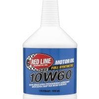 Red Line 10W60 Motor Oil Quart