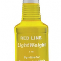 Red Line LightWeight 5wt Suspension Fluid 16 oz