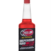 Red Line Medium 10wt Suspension Fluid 16 oz