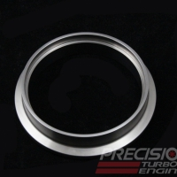 Precision Turbo and Engine V-Band Turbine Discharge Flange for PTE V-Band inlet/outlet Turbine Housings