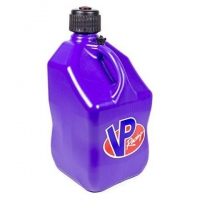 VP Racing Fuel 5 GALLON SQUARE MOTORSPORT CONTAINER PURPLE