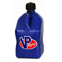 VP Racing Fuel 3 GALLON SQUARE MOTORSPORT CONTAINER BLUE