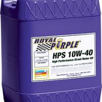 Royal Purple HPS Multi-Grade Motor Oil; 10W40 – 5 Gal Pail